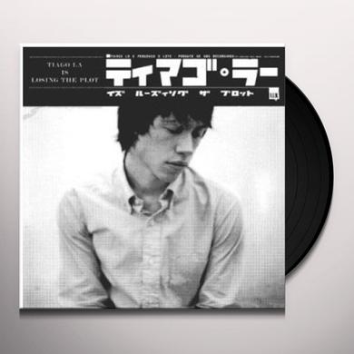 TIAGO LA IS LOSING THE PLOT (EP) Vinyl Record