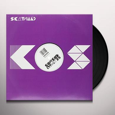 Skatebard KOSMOS Vinyl Record