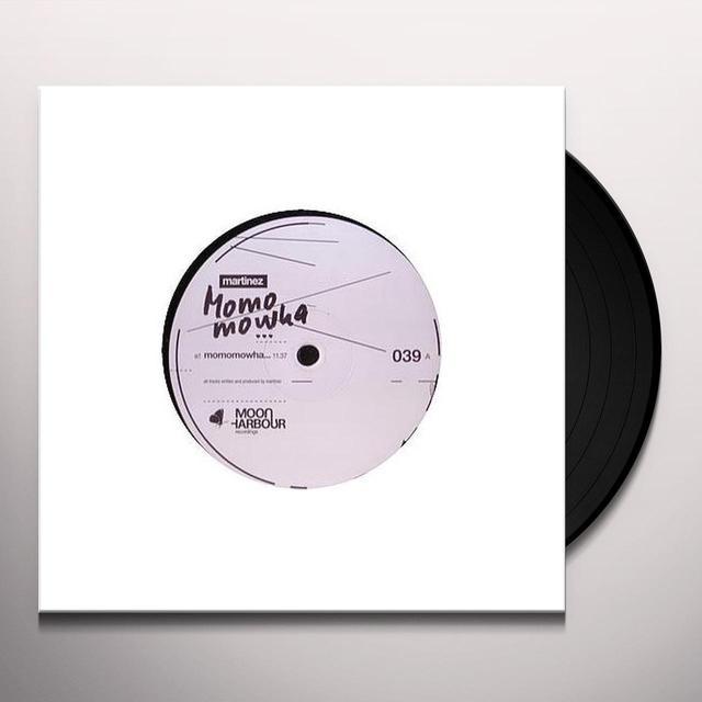 Martinez MOMOMOWHA Vinyl Record