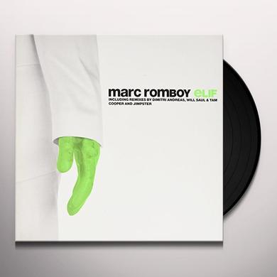 Marc Romboy ELIF (EP) Vinyl Record