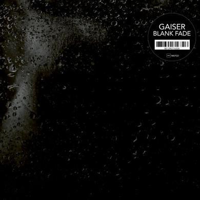 Gaiser BLANK FADE Vinyl Record