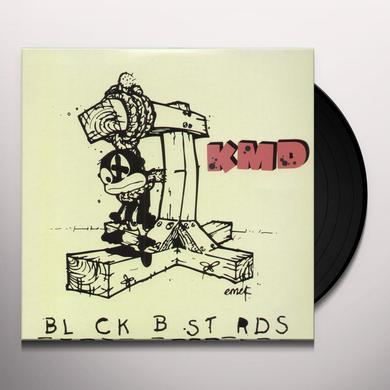 K.M.D. BLACK BASTARDS Vinyl Record