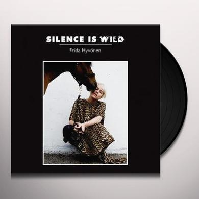 Frida Hyvonen SILENCE IS WILD Vinyl Record