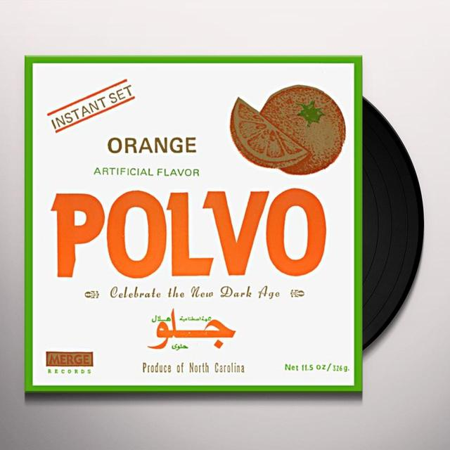 Polvo CELEBRATE THE NEW DARK AGE Vinyl Record