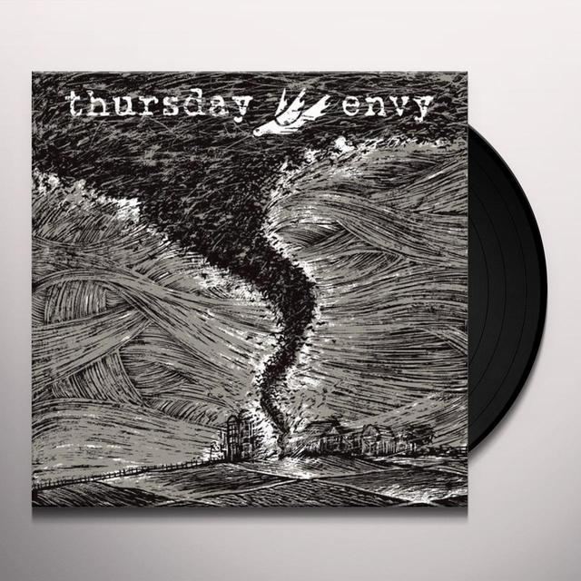 Thursday / Envy SPLIT (BONUS CD) Vinyl Record