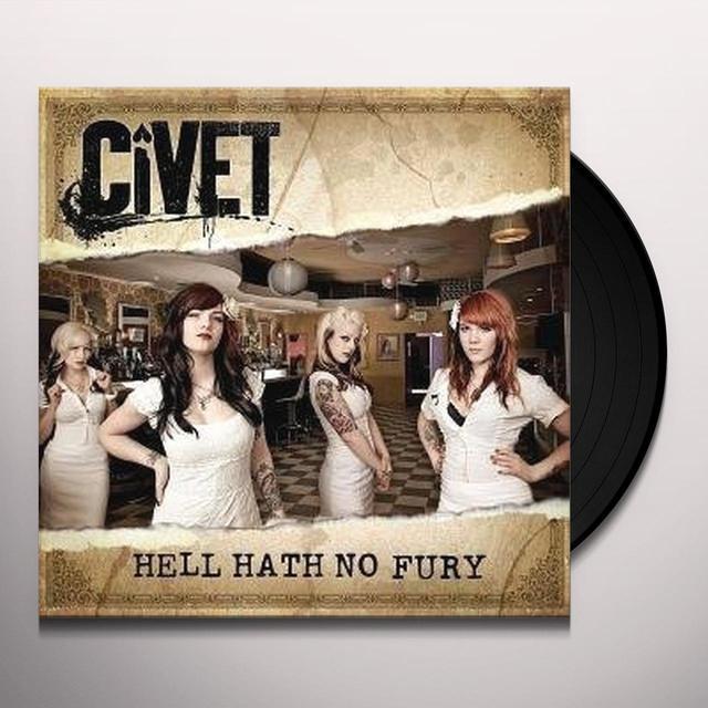 Civet HELL HATH NO FURY Vinyl Record