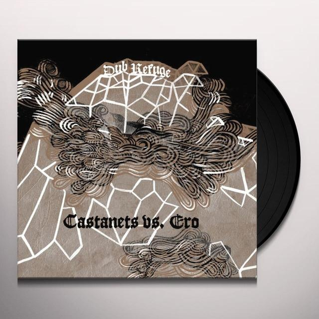 Castanets Vs Ero DUB REFUGE Vinyl Record - Limited Edition, Special Packaging