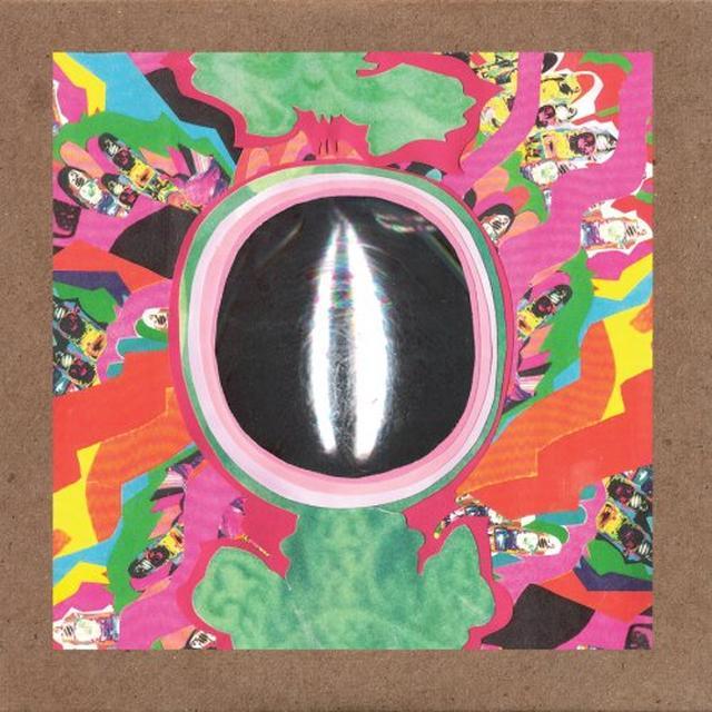 Crystal Antlers EP Vinyl Record