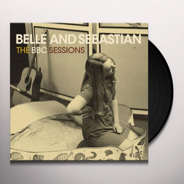 Belle & Sebastian BBC SESSIONS Vinyl Record