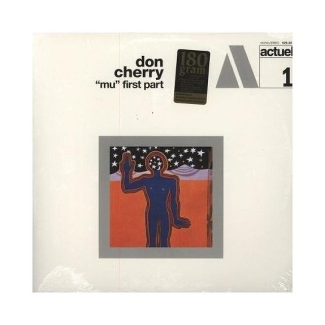 Don Cherry MU (PT.1) Vinyl Record