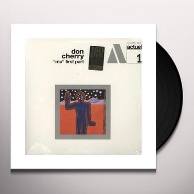 Don Cherry MU (PT.1) Vinyl Record