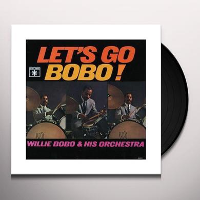 Willie Bobo LET'S GO BOBO Vinyl Record
