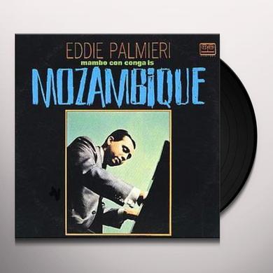 Eddie Palmieri MAMBO CON CONGA IS MOZAMBIQUE Vinyl Record