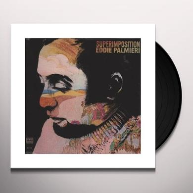 Eddie Palmieri SUPERIMPOSITION Vinyl Record