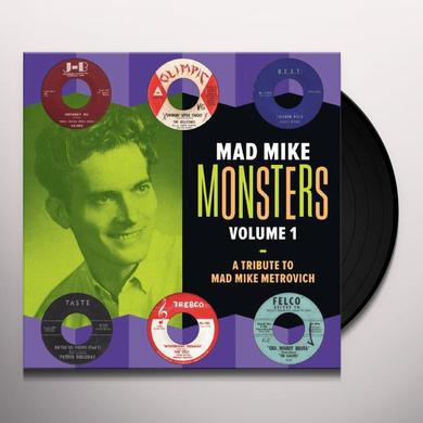 MAD MIKES MONSTERS 1 / VARIOUS Vinyl Record