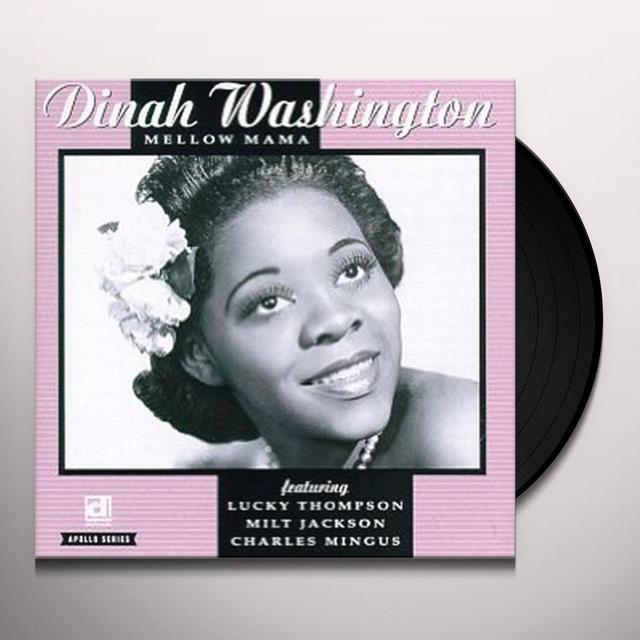 Dinah Washington MELLOW MAMA Vinyl Record