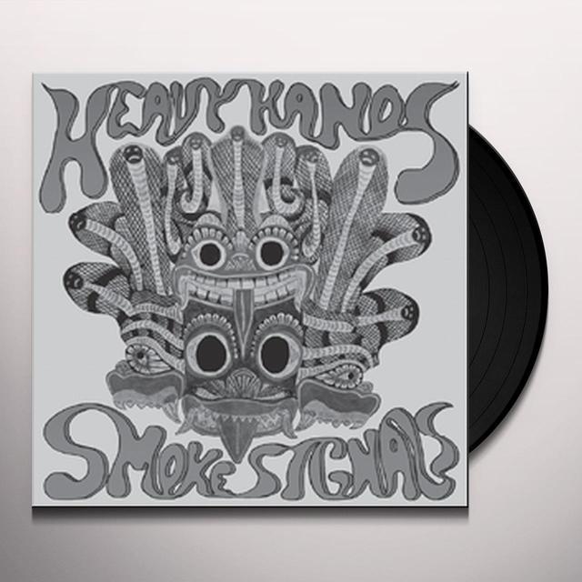 Heavy Hands SMOKE SIGNALS Vinyl Record