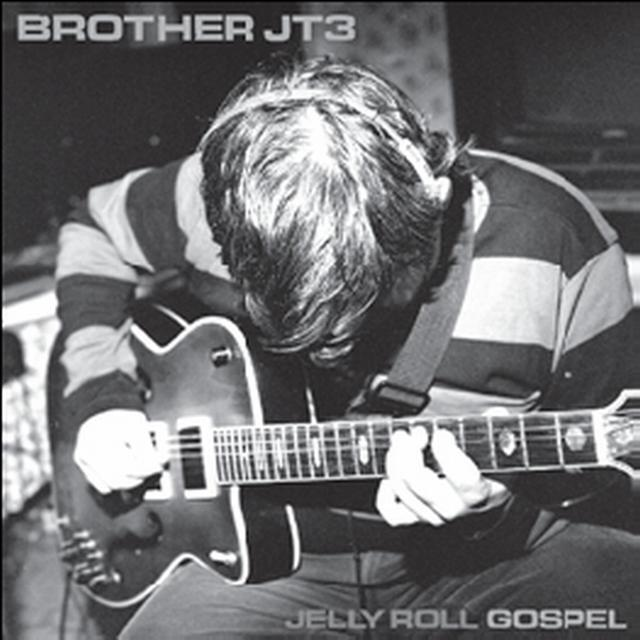 Brother Jt3 JELLY ROLL GOSPEL Vinyl Record