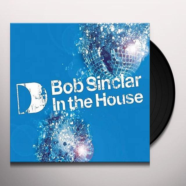 Bob Sinclar IN THE HOUSE 2 Vinyl Record