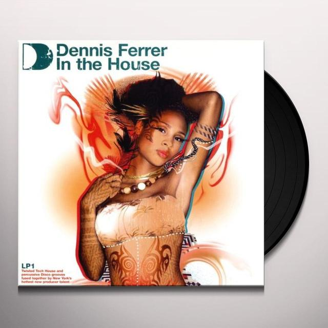 Dennis Ferrer IN THE HOUSE 1 Vinyl Record - UK Import