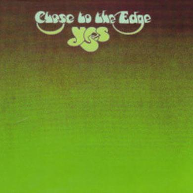 Yes CLOSE TO THE EDGE Vinyl Record