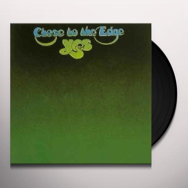Yes CLOSE TO THE EDGE Vinyl Record - 180 Gram Pressing