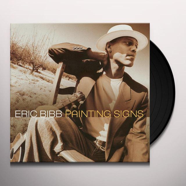 Eric Bibb PAINTING SIGNS Vinyl Record