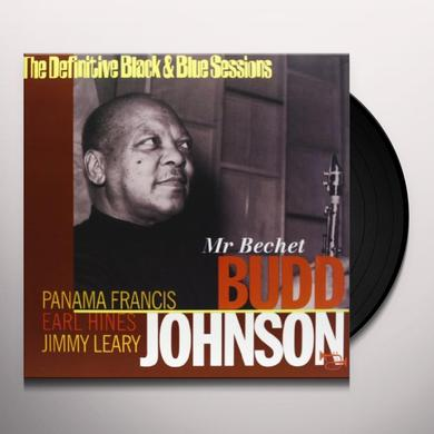 Budd Johnson / Earl Hines MR BECHET Vinyl Record
