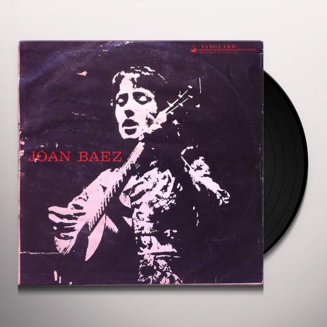 JOAN BAEZ Vinyl Record - 180 Gram Pressing