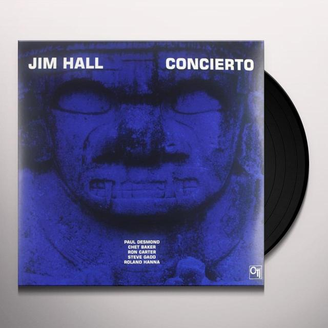 Jim Hall CONCIERTO Vinyl Record