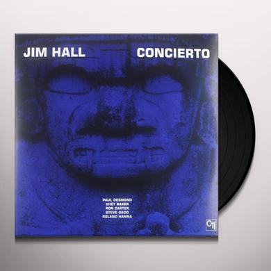 Jim Hall CONCIERTO Vinyl Record - 180 Gram Pressing
