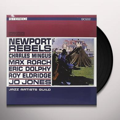 Newport Rebels JAZZ ARTISTS GUILD Vinyl Record