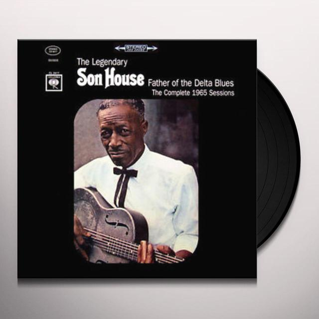 Son House FATHER OF THE DELTA BLUES: COMPLETE 1965 SESSION Vinyl Record