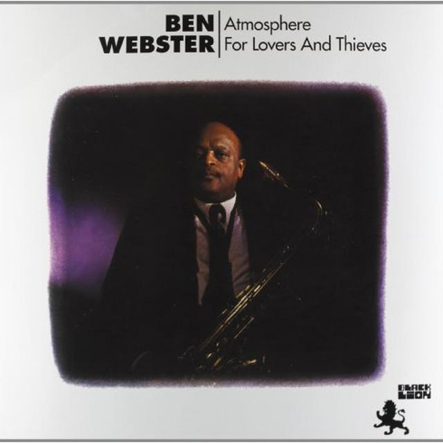 Ben Webster ATMOSPHERE FOR LOVERS & THIEVES Vinyl Record - 180 Gram Pressing