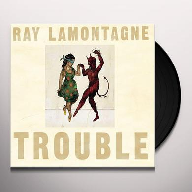 Ray Lamontagne TROUBLE Vinyl Record - 180 Gram Pressing