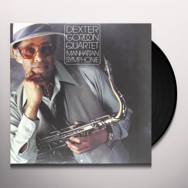 Dexter Gordon MANHATTAN SYMPHONIE (OGV) (Vinyl)