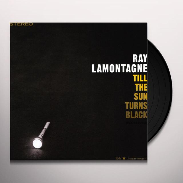 Ray Lamontagne TILL THE SUN TURNS BLACK Vinyl Record - 180 Gram Pressing