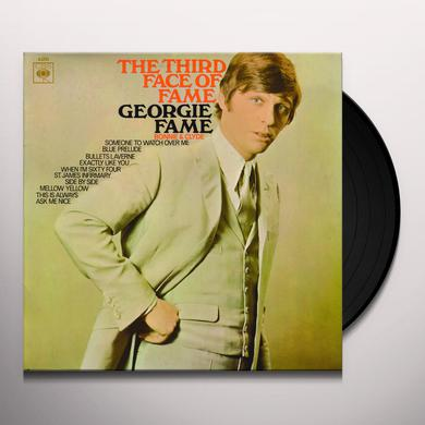 Georgie Fame THIRD FACE OF FAME Vinyl Record