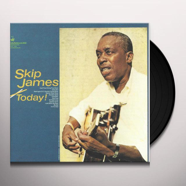 Skip James TODAY Vinyl Record