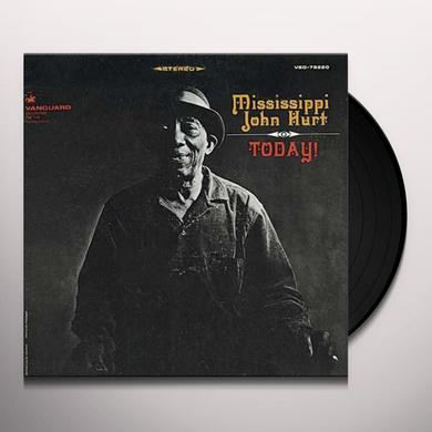 Mississippi John Hurt TODAY Vinyl Record