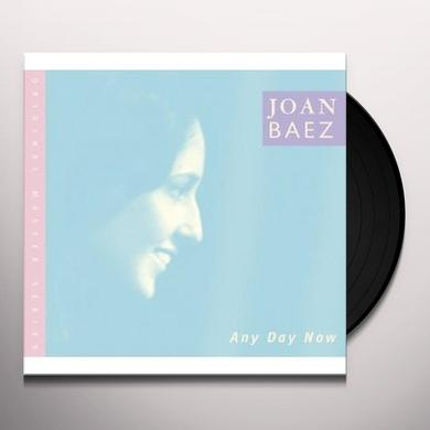 Joan Baez ANY DAY NOW Vinyl Record - 180 Gram Pressing