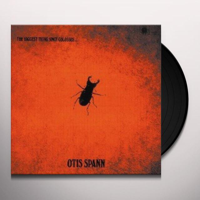 Otis Spann & Fleetwood Mac  BIGGEST THING SINCE COLOSSUS Vinyl Record