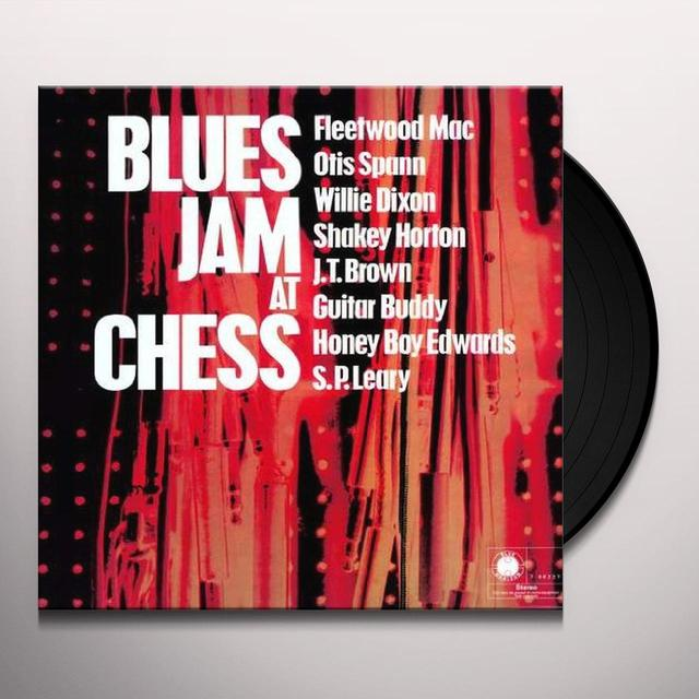 Fleetwood Mac BLUES JAM AT CHESS Vinyl Record - 180 Gram Pressing