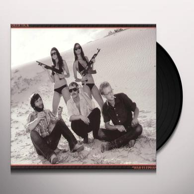 Deer Tick WAR ELEPHANT Vinyl Record - Limited Edition, Digital Download Included