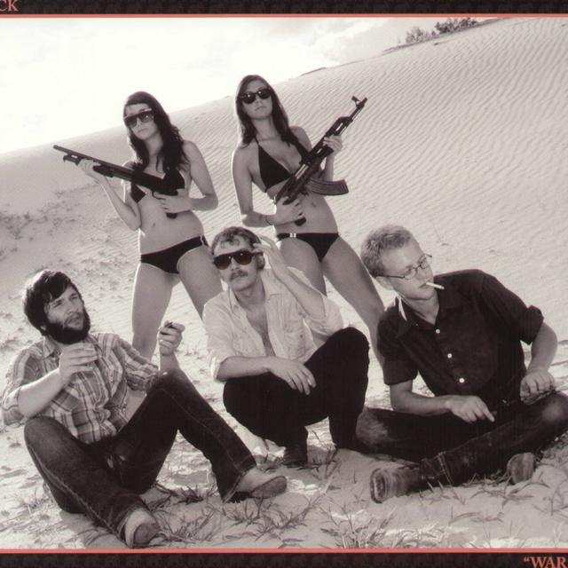 Deer Tick WAR ELEPHANT Vinyl Record