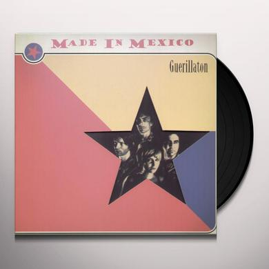Made In Mexico GUERILLATON Vinyl Record - Special Packaging