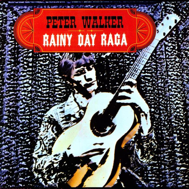 Peter Walker RAINY DAY RAGA Vinyl Record