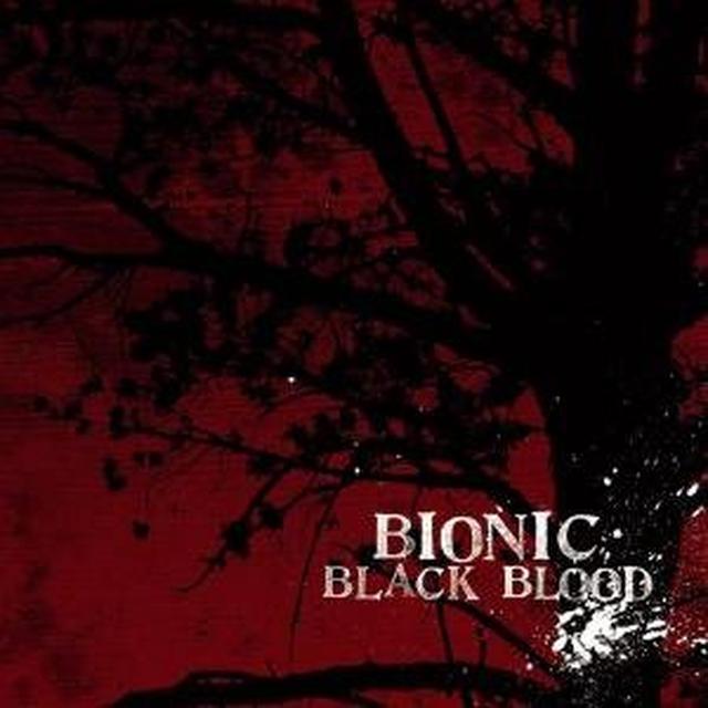 Bionic BLACK BLOOD Vinyl Record - Digital Download Included, 180 Gram Pressing
