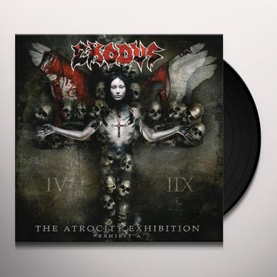 Exodus ATROCITY EXHIBITION: EXHIBIT A Vinyl Record - Limited Edition