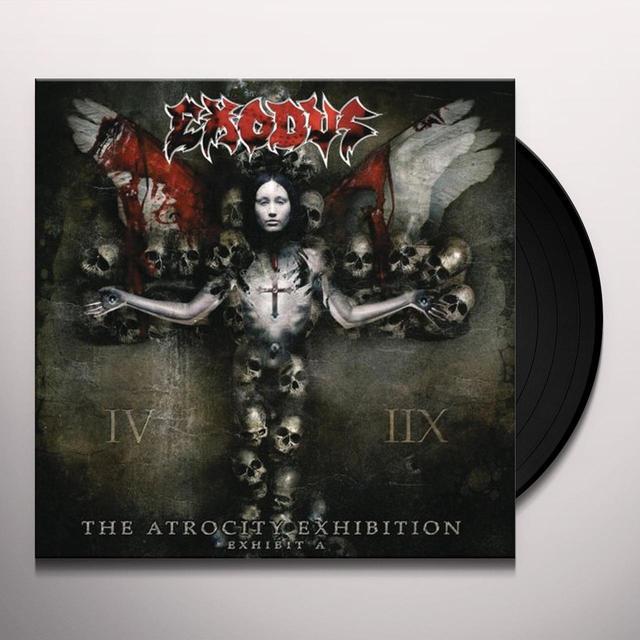 Exodus ATROCITY EXHIBITION: EXHIBIT A Vinyl Record - Limited Edition
